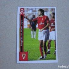 Cromos de Fútbol: MUNDICROMO FICHAS LIGA 2006 PLATINUM Nº 879 DIEGO ALONSO MURCIA 05 06 2005 2006 NUEVO. Lote 142261158