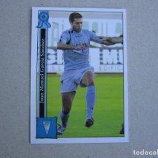 Cromos de Fútbol: MUNDICROMO FICHAS LIGA 2006 PLATINUM Nº 893 JUANMA POLIDEPORTIVO EJIDO 05 06 2005 2006 NUEVO. Lote 142261826