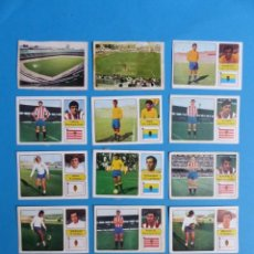 Cromos de Fútbol: 31 CROMOS DEL CAMPEONATO DE LIGA 1973-1974, ED FHER DISGRA. Lote 142373974