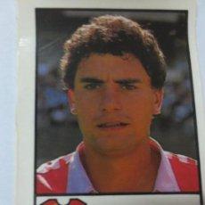 Cromos de Fútbol: CROMO MANOLO BOLLY-FUTBOL 87-88 BOLLYCAO. Lote 142421618