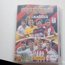Cromos de Fútbol: ALBUM ARCHIVADOR 386 FICHAS ADRENALYN LIGA 2015 2016 15 16 PANINI IDOLOS SUPERCRACK DUOS DIAMANTE . Lote 142786890