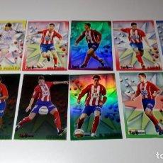 Cromos de Fútbol: LOTE ATLETICO DE MADRID MUNDICROMO TOP 2006 NO PANINI ESTE FERNANDO TORRES MAXI ETC EQUIPO ALBUM. Lote 142806930