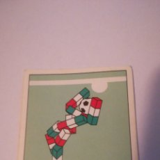 Cromos de Fútbol: MUNDIAL ITALIA 90 PANINI CROMO NÚMERO 15. Lote 142896201