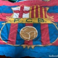 Cromos de Fútbol: ANTIGUA ALMOHADILLA DEL FÚTBOL CLUB FC BARCELONA F.C BARÇA CF . Lote 142956818
