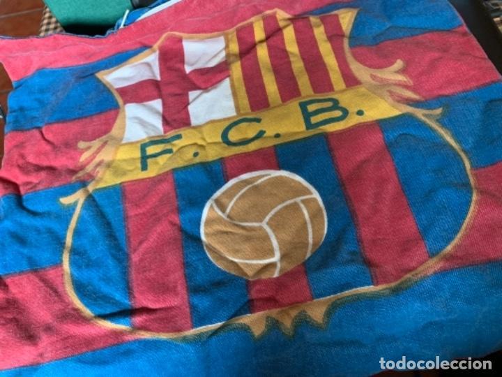 Cromos de Fútbol: antigua almohadilla del Fútbol club Fc barcelona f.c barça cf - Foto 2 - 142956818