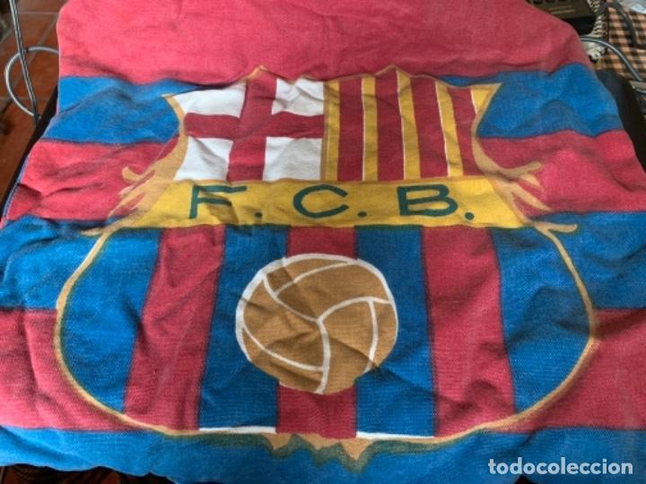 Cromos de Fútbol: antigua almohadilla del Fútbol club Fc barcelona f.c barça cf - Foto 4 - 142956818