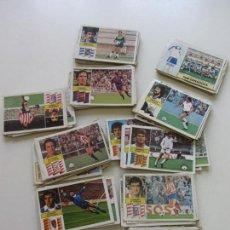 Cromos de Fútbol: LOTE 79 CROMOS DESPEGADOS FUTBOL LIGA 82 83 ESTE CS161. Lote 142970370