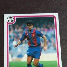 Cromos de Fútbol: FÚTBOL LIGA 92 93 - PANINI - 108 JOSEP PEP GUARDIOLA ( FC. BARCELONA ) - ( NUNCA PEGADO ) . Lote 142971562