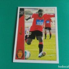 Cromos de Fútbol: 347 KOME - MALLORCA - CROMO LAS FICHAS DE LA LIGA 2007 - 06/07 - MUNDICROMO. Lote 143108918