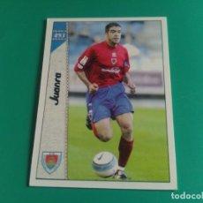 Cromos de Fútbol: 893 JUANRA - NUMANCIA - CROMO LAS FICHAS DE LA LIGA 2007 - 06/07 - MUNDICROMO. Lote 143110118