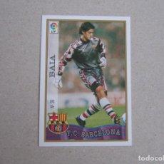 Cartes à collectionner de Football: MUNDICROMO FICHAS LIGA 97 98 Nº 26 VITOR BAIA BARCELONA 1997 1998 NUEVO. Lote 152209920