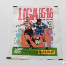 Cromos de Fútbol: SOBRE SIN ABRIR PANINI LIGA TEMPORADA 95 96 1995 1996 NO ESTE. Lote 145633450