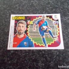 Cromos de Fútbol: ESTE LIGA SANTANDER 2018/19 ( HUESCA ) Nº 8 LUISINHO FICHAJE //NUEVO SACADO DE SOBRE . Lote 143590734