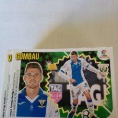 Cromos de Fútbol: LIGA ESTE 2018/19-LEG 09 GUMBAU. Lote 143704994