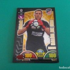 Cromos de Fútbol: 520 OBLAK (NUEVO BALÓN DE ORO) - ATLÉTICO MADRID - CROMO ADRENALYN XL 2017-18 - 18/19 . Lote 143738138