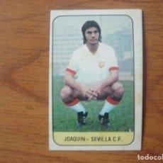 Cromos de Fútbol: CROMO LIGA ESTE 78 79 FICHAJE Nº 4 JOAQUIN (SEVILLA) - NUNCA PEGADO - FUTBOL 1978 1979. Lote 143738238