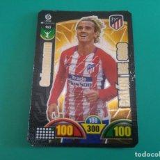 Cromos de Fútbol: 463 GRIEZMANN (BALÓN DE ORO) - ATLÉTICO MADRID - CROMO ADRENALYN XL 2017-18 - 18/19 . Lote 143738374