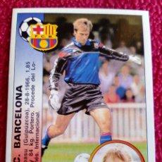 Cromos de Fútbol: FICHAJE 361 JULEN LOPETEGUI BARCELONA PANINI LIGA 1994 1995 94 95 NUEVO DE SOBRE . Lote 143738434
