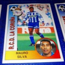 Cromos de Fútbol: PANINI LIGA 94 95 --- Nº 154 --- MAURO SILVA DEPORTIVO --- PEDIDO MÍNIMO 5€. Lote 143938602