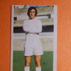Cromos de Fútbol: CROMO - FUTBOL - LIGA 1975 / 76 - DEL BOSQUE - REAL MADRID - EDICIONES ESTE - 75 /1976. Lote 143958534