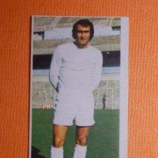 Cromos de Fútbol: CROMO - FUTBOL - LIGA 1975 / 76 - PIRRI - REAL MADRID - EDICIONES ESTE - 75 /1976. Lote 143959430