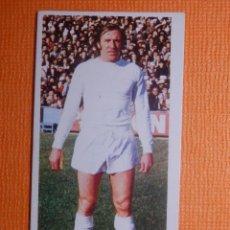 Cromos de Fútbol: CROMO - FUTBOL - LIGA 1975 / 76 - NETZER - REAL MADRID - EDICIONES ESTE - 75 /1976. Lote 143960718