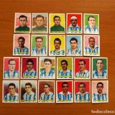 Cromos de Fútbol: DEPORTIVO LA CORUÑA - 22 CROMOS - EDITORIAL BRUGUERA 1943-1944, 43-44 - VER FOTOS INTERIORES. Lote 144069842