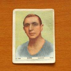 Cromos de Fútbol: OVIEDO - Nº 205, SIÓN - EDITORIAL BRUGUERA 1943-1944, 43-44. Lote 144085650