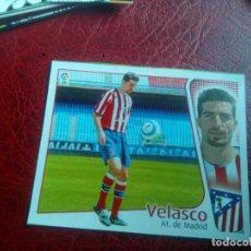 Cromos de Fútbol: VELASCO AT MADRID ED ESTE 04 05 FUTBOL LIGA CROMO 2004 2005 - RECORTADO - 1298 FICHAJE 39. Lote 144085794