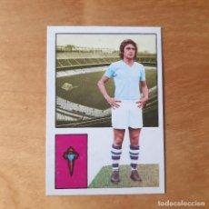 Cromos de Fútbol: EDITORIAL FHER (DISGRA) 1974 1975 - 74 75 - DOBLAS - CELTA DE VIGO. Lote 144649418