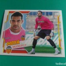 Cromos de Fútbol: 2 MOYÁ - VALENCIA - CROMO EDICIONES ESTE 2010-11 - 10/11 (NUEVO). Lote 152058032