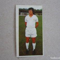Cromos de Fútbol: ESTE 75 76 CAMACHO REAL MADRID 1975 1976 . Lote 145018002