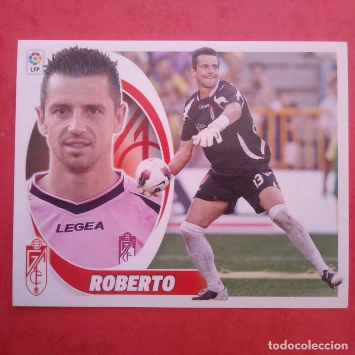 Nº 2 ROBERTO GRANADA C.F. 2012 2013 LIGA BBVA 12-13 COLECCIONES ESTE PANINI SIN PEGAR (Coleccionismo Deportivo - Álbumes y Cromos de Deportes - Cromos de Fútbol)