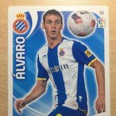 Cromos de Fútbol: 2011-2012 - 89 ALVARO - RCD ESPANYOL - PANINI ADRENALYN XL. Lote 145269966