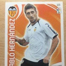 Cromos de Fútbol: 2011-2012 - 320 PABLO HERNANDEZ - VALENCIA CF - PANINI ADRENALYN XL. Lote 145270130