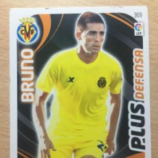 Cromos de Fútbol: 2011-2012 - 369 BRUNO - VILLARREAL CF - PANINI ADRENALYN XL. Lote 145286494