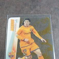 Cromos de Fútbol: MEGACRACKS 2008 2009 08 09 - PANINI - 384 MESSI ( ULTRACARD ) - FC. BARCELONA -. Lote 145422414