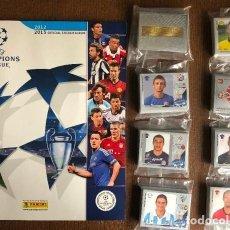 Cromos de Fútbol: COLECCION COMPLETA UEFA CHAMPIONS LEAGUE NUEVOS DE SOBRE SIN PEGAR TEMPORADA 2012 2013 12 13 PANINI. Lote 255925485