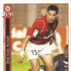 Cromos de Fútbol: 2005-2006 - 871 ACCIARI - REAL MURCIA - MUNDICROMO LAS FICHAS DE LA LIGA. Lote 145775854