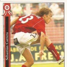 Cromos de Fútbol: 2005-2006 - 872 CARRERA - REAL MURCIA - MUNDICROMO LAS FICHAS DE LA LIGA. Lote 145775886