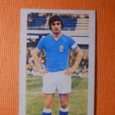 Cromos de Fútbol: CROMO - FUTBOL - LIGA 1975 / 76 - TENSI - REAL OVIEDO - EDICIONES ESTE - 75 /1976 - NUNCA PEGADO. Lote 145843814