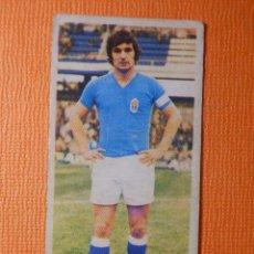 Cromos de Fútbol: CROMO - FUTBOL - LIGA 1975 / 76 - TENSI - REAL OVIEDO - EDICIONES ESTE - 75 /1976 - NUNCA PEGADO. Lote 145843930