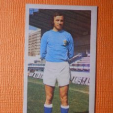 Cromos de Fútbol: CROMO - FUTBOL - LIGA 1975 / 76 - DJORIC - REAL OVIEDO - EDICIONES ESTE - 75 /1976 - NUNCA PEGADO. Lote 145844266