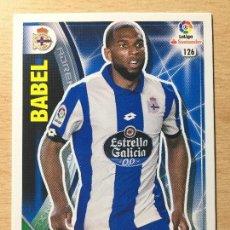 Cromos de Fútbol: 2016-2017 - 126 BABEL - DEPORTIVO DE LA CORUÑA - PANINI ADRENALYN XL. Lote 146022954
