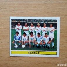 Cromos de Fútbol: ALINEACION SEVILLA CF EDICIONES ESTE 1981 1982 LIGA 81 82 CROMO NUEVO SIN PEGAR NUNCA PEGADO. Lote 146176238