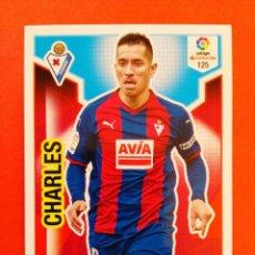 Cromos de Fútbol: ADRENALYN XL 2018 2019 - 125 CHARLES - EIBAR - PANINI - 18 19. Lote 194378830
