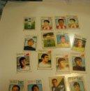 Cromos de Fútbol: LOTE CROMOS FUTBOL AÑOS 70 GIJON - SEVILLA - LAS PALMAS - ..... Lote 146315610