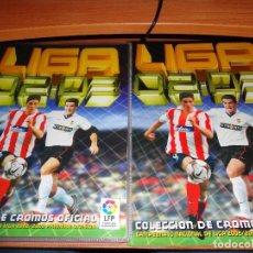 Cromos de Fútbol: COLECCIÓN COMPLETA SIN PEGAR ESTE 2002 2003 02 03 + ÁLBUM PLANCHA - EN EXCELENTE ESTADO. Lote 146510434
