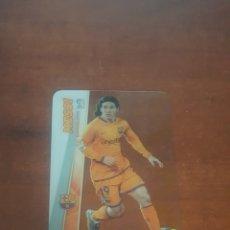 Cromos de Fútbol: MESSI 384 MEGAESTRELLA ALBUM DE LIGA MEGACRACKS PANINI 2008 2009 08 09. Lote 146993593