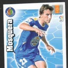 Cromos de Fútbol: ADRENALYN 2010-2011 - MOSQUERA - MEDIO. Lote 147034150